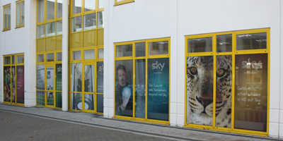 Sky Deutschland Service Center